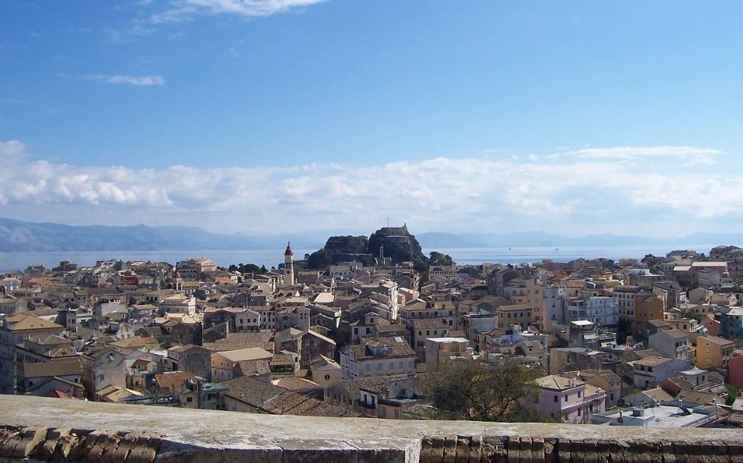 Corfu_city
